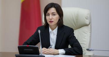 Бывший премьер-министр Республики Молдова Майя Санду.