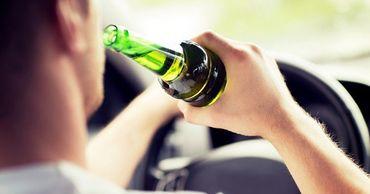 За выходные задержано 49 водителей, севших за руль пьяными.