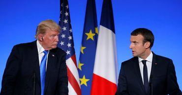 Во Франции ответили на планы США по санкциям против Парижа.