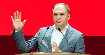 Ион Чебан официально стал новым мэром Кишинева. Фото: logos.press.md