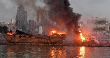 Судно, спровоцировавшее взрыв в Бейруте, много лет не находится под флагом РМ.
