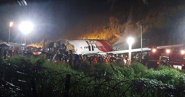 Раскрыты подробности неудачной посадки разбившегося в Индии самолета.