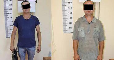 Полиция задержала двух мужчин, избивших и ранивших ножом приятеля.