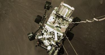 NASA загрузило в SoundCloud плей-лист со звуками с Марса.