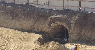 В столице обнаружили еще один старинный подвал.
