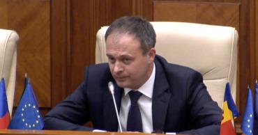 Депутат Адриан Канду.