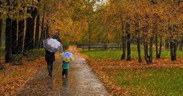 В Молдове ожидается прохладная и дождливая погода.