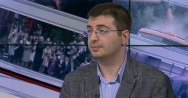 Эксперт по национальной безопасности и обороне Украинского института будущего Ираклий Джанашия.