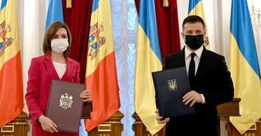 Зеленский и  Санду обсудили шесть основных тем, важных для двустороннего сотрудничества.