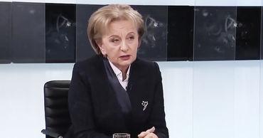 Председатель парламента РМ Зинаида Гречаный.