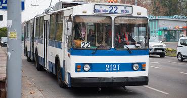 До отмены чрезвычайного положения общественный транспорт в Кишиневе будет бесплатным