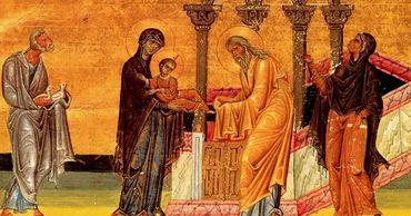 Православные отмечают Сретение Господне.