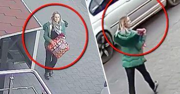 Полиция Кишинёва просит помощи граждан в розыске женщины. Фото: Point.md.