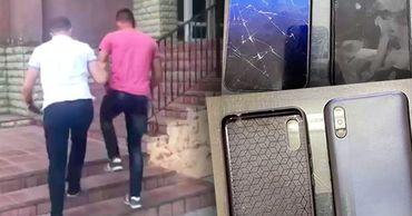 Столичная полиция задержала парней, ограбивших своего нового знакомого. Фото: Point.md.