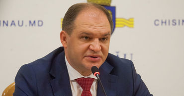 Генеральный примар Кишинева Ион Чебан.