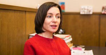 Опрос IRI показал, что на президентских выборах 20% молдаван проголосовали бы за Санду.