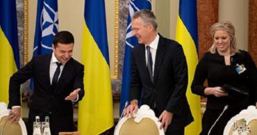 Зеленский утвердил программу взаимодействия Украины и НАТО.