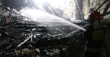 В ГИЧС изучают 3 версии возникновения пожара в филармонии.