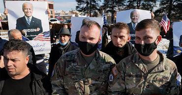 Джо Байден отменил ограничения на службу трансгендеров в армии США.