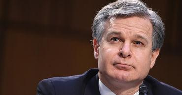 Россия ввела санкции против главы ФБР и директора бюро тюрем США