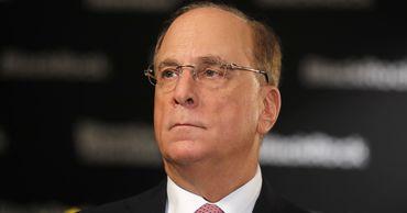 Глава крупнейшей в мире инвестиционной компании Blackrock Ларри Финк.