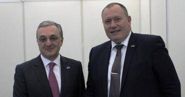Власти Молдовы и Армении готовы к расширению сотрудничества.