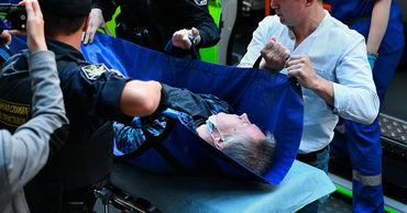 Ефремова госпитализировали из суда. Фото: ria.ru.
