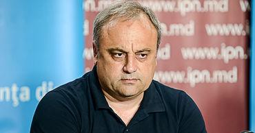 Исполнительный директор Конгресса местных властей Молдовы Виорел Фурдуй.