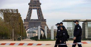 Во Франции выписали 110 тысяч штрафов за нарушение комендантского часа.
