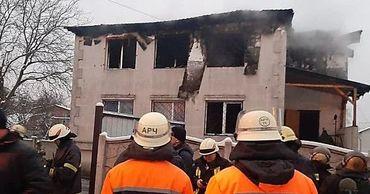 В Харькове горит дом престарелых, по меньшей мере 15 жертв.