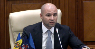 Депутат ДПМ Владимир Чеботарь.