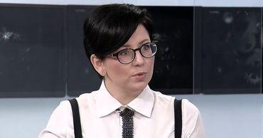 Молдавский журналист и телеведущая Елена Левицкая-Пахомова.