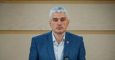 Слусарь: Я поддержал идею отставки главы ЖДМ.