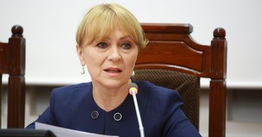 Бывшая министр здравоохранения, социальной защиты и семьи Алла Немеренко.