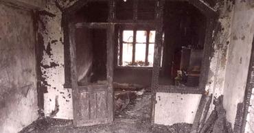В Страшенском районе пожарные-волонтёры спасли 83-летнего мужчину.