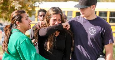 Калифорнийский подросток, устроивший в школе стрельбу, скончался.