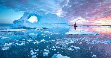 Воды Гренландии оказались насыщены ртутью.