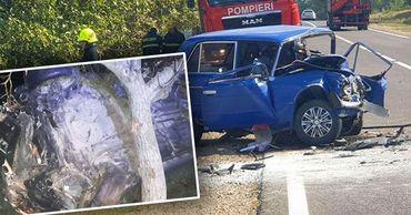 Водитель BMW, спровоцировавший в сентябре смертельное ДТП, погиб в другой аварии. Коллаж: Point.md