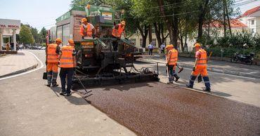 В Оргееве начался новый этап реконструкции дорожной инфраструктуры.
