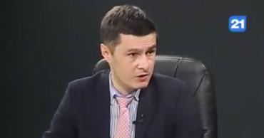 Фадей Нагачевский, министр юстиции РМ.