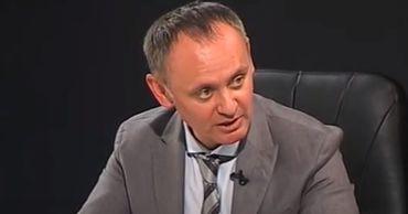 Советник премьер-министра Виталий Драганча.