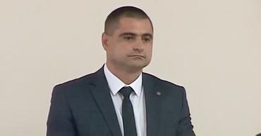 Новым главой Бюро государственной канцелярии в Комрате стал Петр Манол.