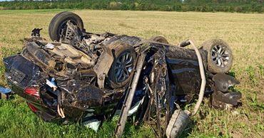 В страшной аварии в Хынчештах погибла 25-летняя девушка.