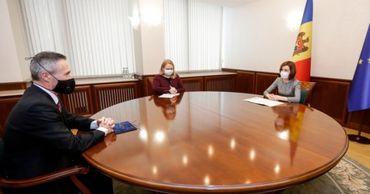 Санду: Словакия остается надежным партнером нашей страны.