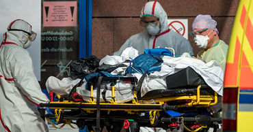 Германия выделит средства на создание сети для изучения коронавируса.