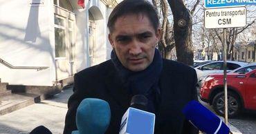 Генеральный прокурор Республики Молдова Александр Стояногло.