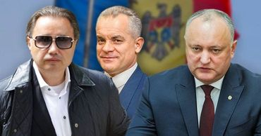Додон: Гражданство Молдовы экс-депутату Румынии помог получить Плахотнюк. Коллаж: Point.md
