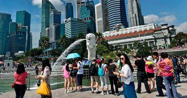 Закрытые границы могут уничтожить туристическую отрасль Сингапура.
