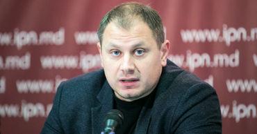 Известный адвокат, политолог Штефан Глигор.