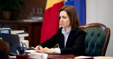 Санду попросила Россию продлить действие нулевого налога на ряд товаров